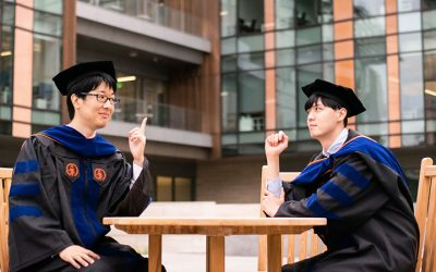 Congrats to Dr. Takei and Dr. Eng on their defense!
